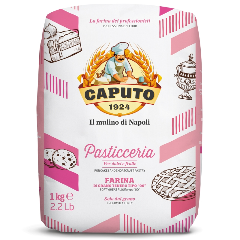 Farine Caputo Pasticceria Kg. 1