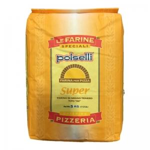 Polselli 00 Super Harina - 5 Kg