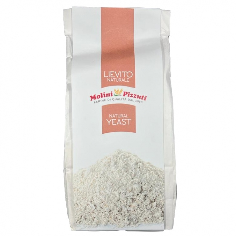 Natural yeast Kg. 1 - Molini Pizzuti