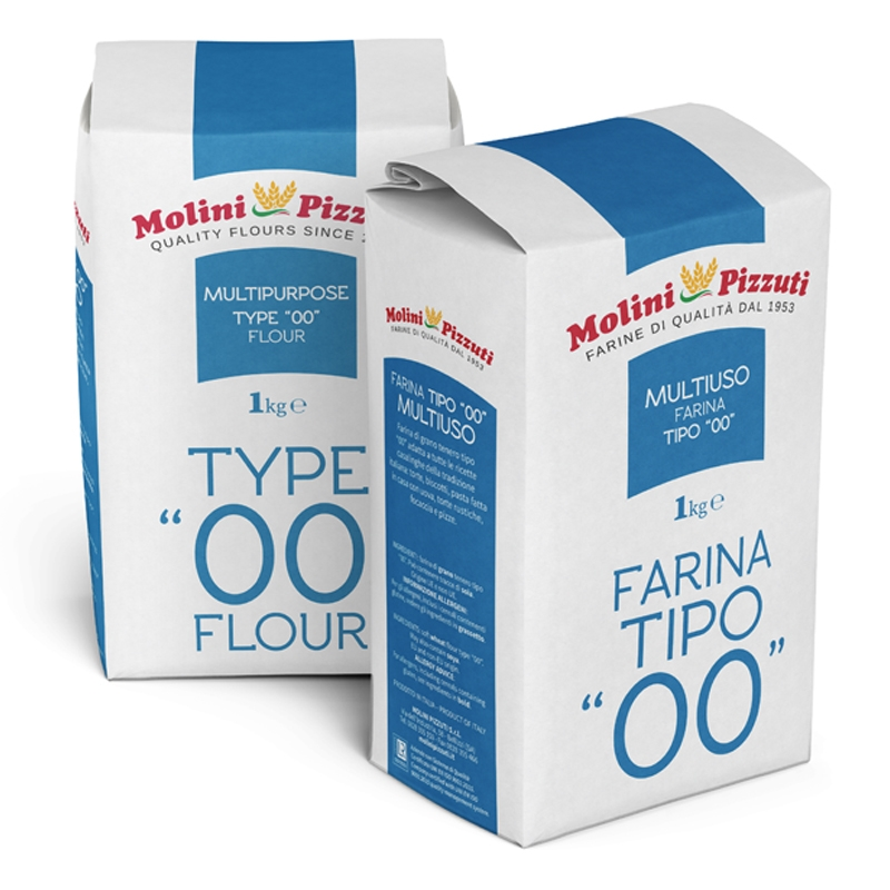 "Farine Pizzuti Type ""00"" Kg. 1"