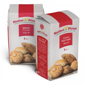 Pizzuti flour for bread Kg. 1