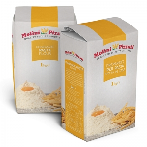 Pizzuti flour Prepared for pasta Kg. 1