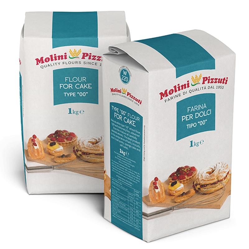 Pizzuti flour for cakes Kg. 1
