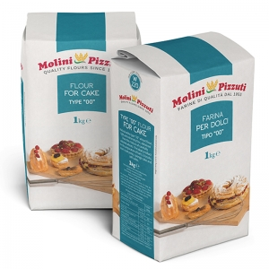 Pizzuti flour for cakes Kg. 1