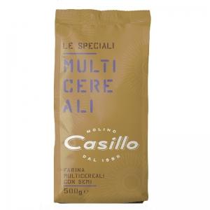 Multigrain flour 500g - Selezione Casillo