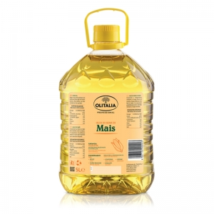 Corn Seed Oil 5 Liters - Olitalia