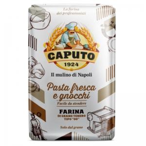 Pâtes fraîches à la farine de Caputo et gnocchis Kg. 1
