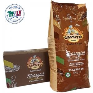 Farina Caputo Fioreglut Senza Glutine Kg. 5