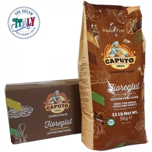 Farine de Caputo Fioreglut sans gluten Kg. 5