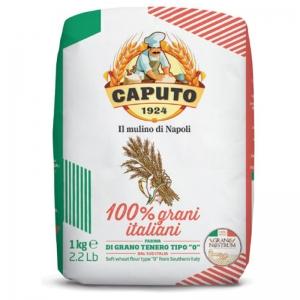 Farina Caputo Grano Nostrum tipo '0' Kg. 1 - 100% Grani Italiani