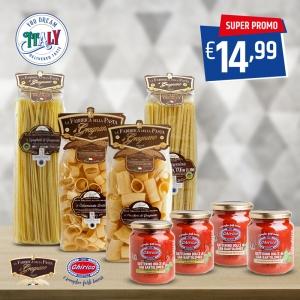 Kit Pasta di Gragnano + Datterini Chirico