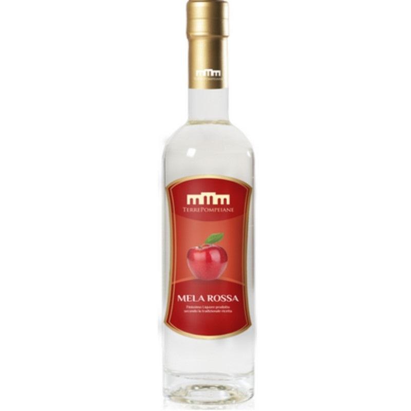 Liqueur Red Apple Pompeiano - 500 ml -