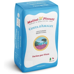 "Pizzuti flour Costa D'Amalfi ""0"" Kg. 10 - For pizza"