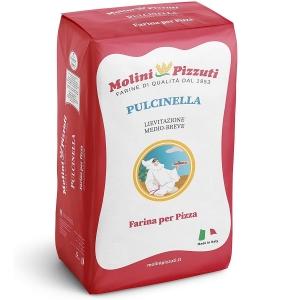 """Farine de Pizzuti PULCINELLA """"0"""" Kg. 10"""