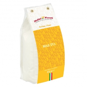 Malt flour 500 Gr. - Molini Pizzuti