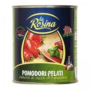 Tomates pelados 2550 gr. La Rosina