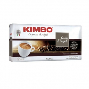 Caffè Kimbo Gusto di Napoli 4x250g