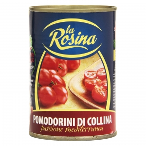 Cherry tomatoes hill 400 gr. La Rosina
