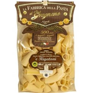 Rigatoni  - Pasta di Gragnano IGP Gr. 500