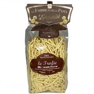 Trofie - Pasta di Gragnano IGP Gr. 500