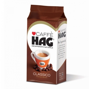 Hag - Classic Taste Decaffeinated Ground Coffee 250 gr
