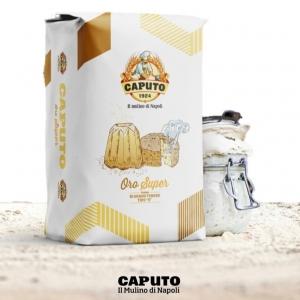Flour Caputo ORO SUPER Kg. 25