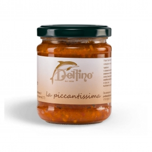 The Spicy au piment 212 ml - Delfino Battista