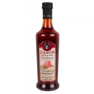 raspberry wine vinegar 500ml - Colavita