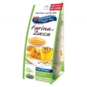 Le Farine Magiche Farina di Zucca 100 Gr.