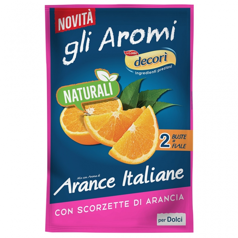 Decorì Aroma naturale Arancia.
