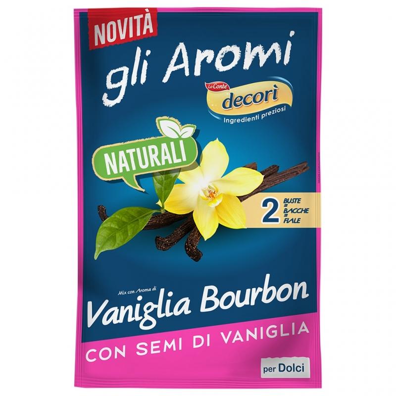 Decorì Natürliches Vanille-Aroma.