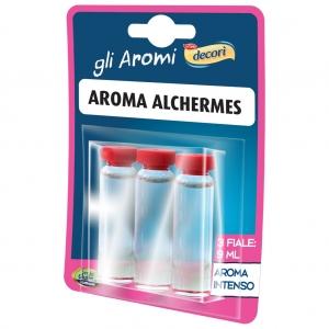 Decorì Alchermes aroma.