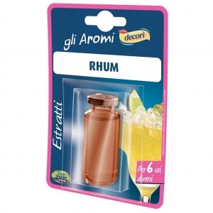Decorì Rum Extract for Liqueurs.
