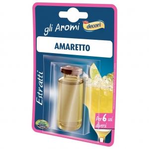 Decorì Amaretto-Extrakt für Liköre.