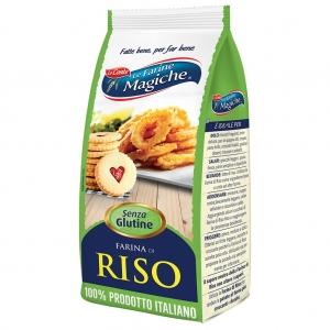 Le Farine Magiche Rice flour 500 Gr.