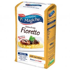 Le Farine Magiche Farine de maïs Fioretto 1000 Gr.