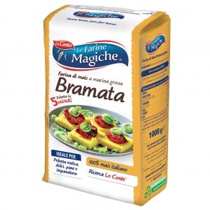 Le Farine Magiche Bramata Corn Flour 1000 Gr.