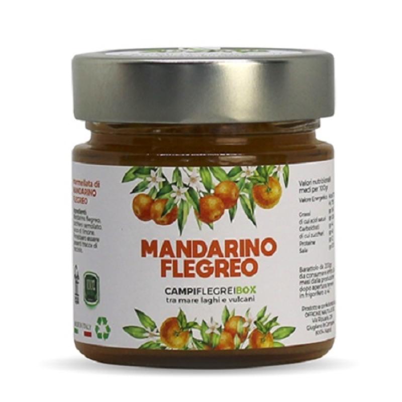Campi Flegrei Mermelada de Mandarina 200 Gr.
