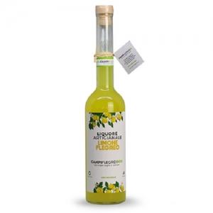 Campi Flegrei Lemon liqueur 500 ML.