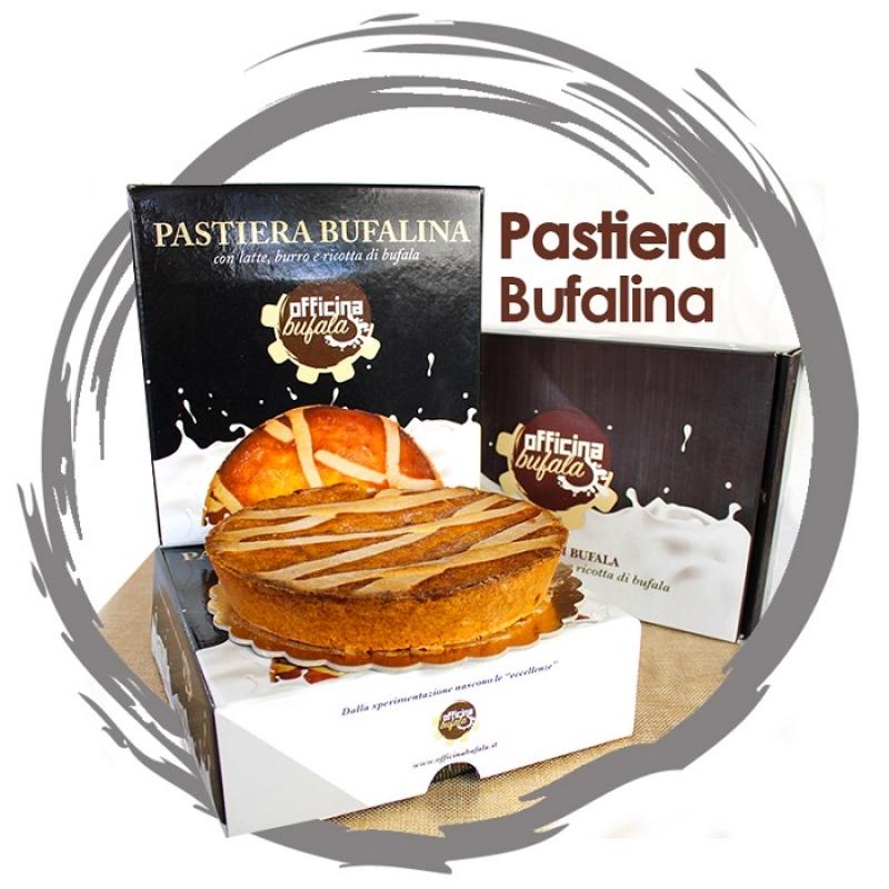 Officina Nautilus Pastiera Bufalina Cake 1Kg.