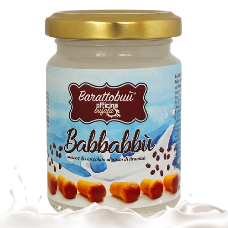 Officina Bufala Sweet Babbabbù in jar 90/100 ca. Gr.