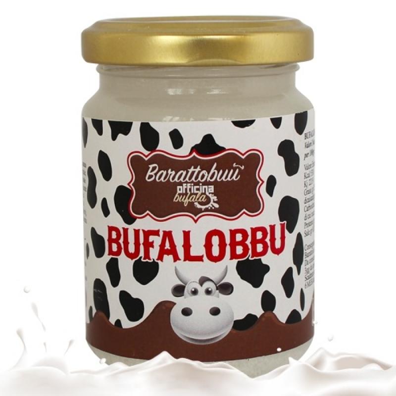 Officina Bufala Bufalobbù doux en pot de 90/100 ca. Gr.