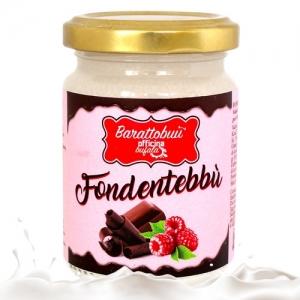 Officina Bufala Sweet Fondentebbù in jar 90/100 ca. Gr.