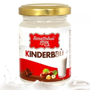 Officina Bufala Kinderbbù 100 Gr (circa).