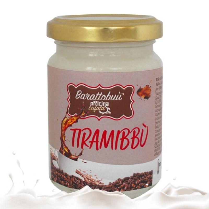 Officina Bufala Tiramibuù dulce en tarro 90/100 ca. Gr.
