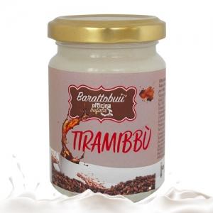 Officina Bufala Tiramibuù doux en pot de90/100 ca. Gr.