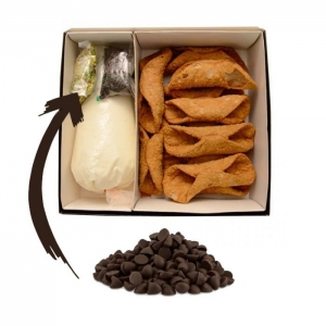 Officina Bufala Kit Cannoli  Large 10 pz.