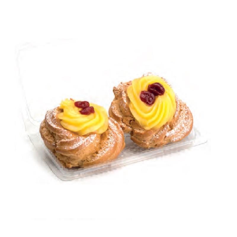 Antico Forno Zeppole San Giuseppe Desserts (2 Pieces)