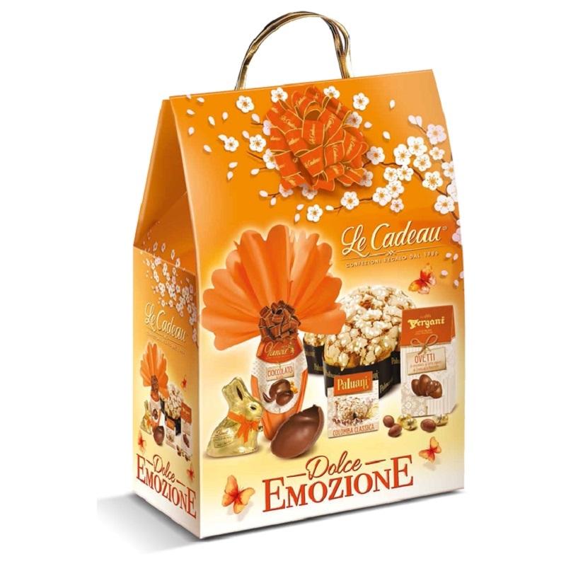 """Le Cadeau Easter Basket """"Sweet Emotion""""."""