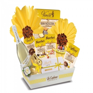 "Le Cadeau Easter basket""Great Easter""."